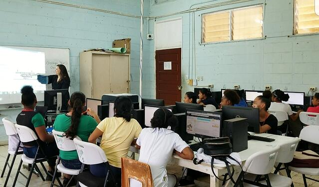 Teaching Tech in Belize --- What it Taught me