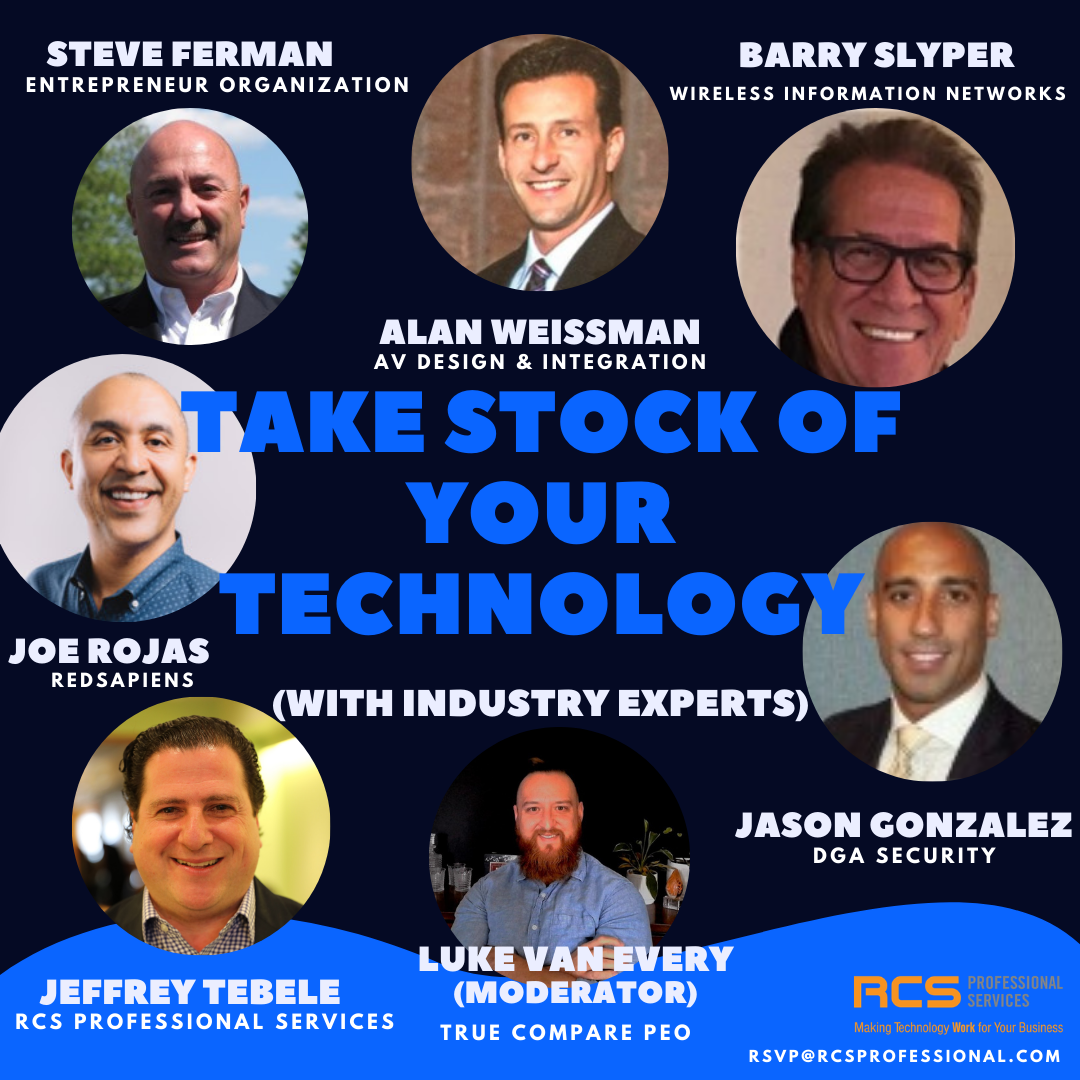 Take stock of your technology flyers (7)